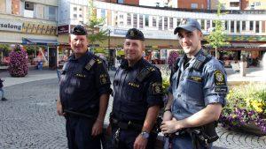 Polis och väktare