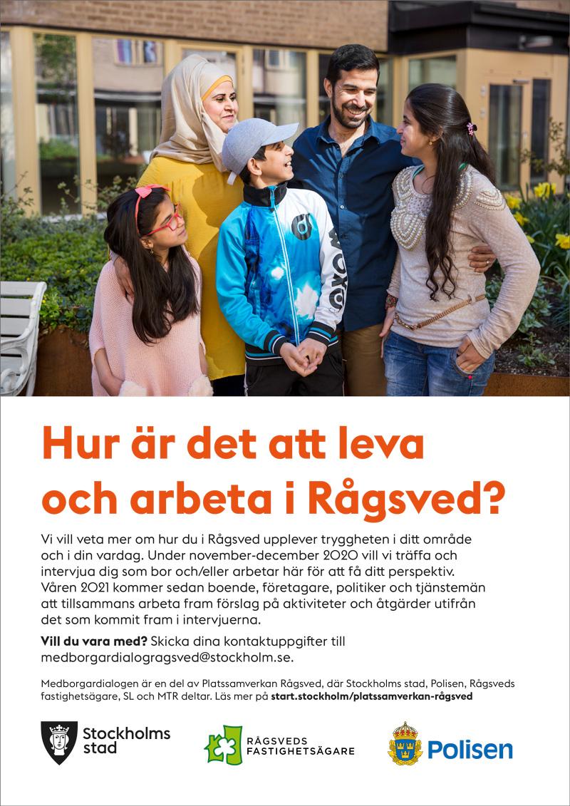 Medborgardialog i Rågsved